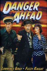 Danger Ahead 1935 DVD - Lawrence Gray / Sheila Bromley
